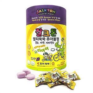 조아제약 '잘크톤 츄어블정 포도맛' 홈플러스 출시