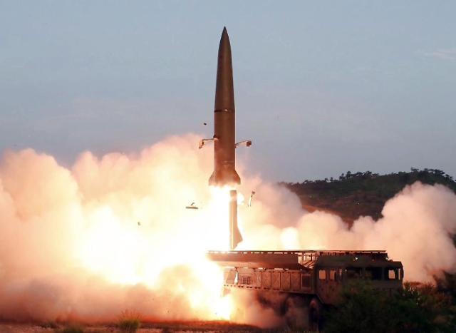 朝鲜今年第10次发射飞行器 青瓦台对此深表遗憾