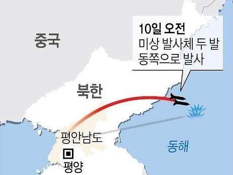 [朝鲜发射飞行器] 日本韩国要放弃GSOMIA?