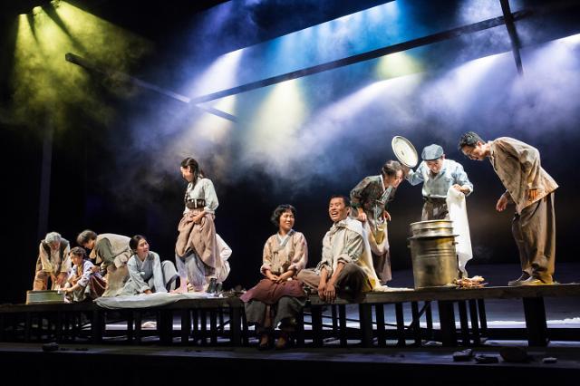 한국 오페라의 힘 보여줄 국립오페라단의 초연작 1945