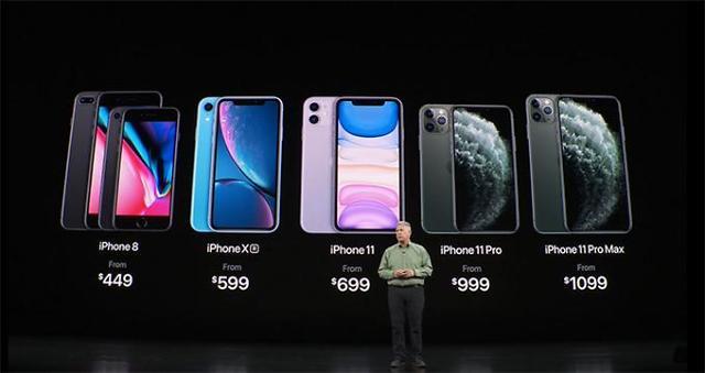 애플 아이폰11·아이폰11프로·아이폰11프로맥스 한국 발매일·가격은? 아이폰se2 출시는?