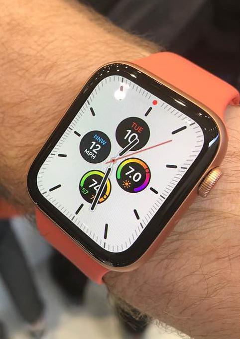 애플워치5 새로 추가된 기능은? #애플 #아이폰11