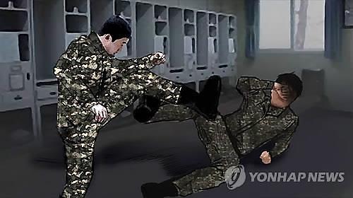 """빗자루로 장병 폭행 육군 원사 강제전역... 법원 """"정당"""""""