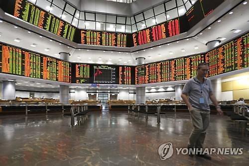[아시아증시 마감]닛케이, 1달 반만에 2만1500선 회복