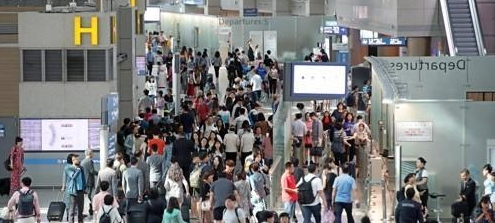 统计:今年第二季韩国人境外消费额增加