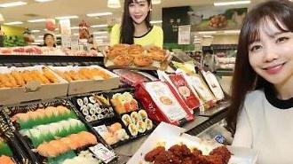 Thời gian nghỉ của các cửa hàng E-mart, Lotte Mart và Home Plus Chuseok trong kỳ lễ Chuseok