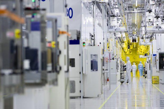 韩二季度半导体设备出货额同比降五成