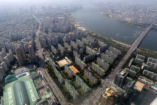 首尔住房转赠数减少 同比减25%
