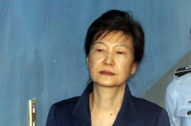 韩前总统朴槿惠今住院 将进行肩部手术