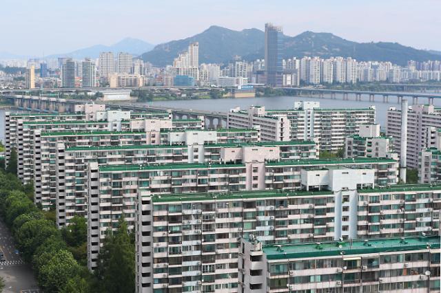 9·13房地产对策出台一年 首尔公寓价格不降反升