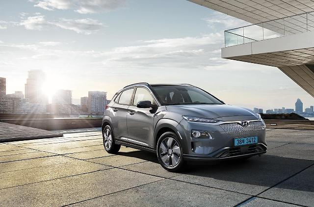 韩国汽车出口总额连增5个月 电动汽车海外人气高