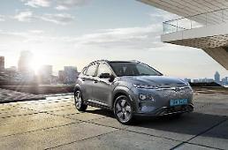 .韩国汽车出口总额连增5个月 电动汽车海外人气高.