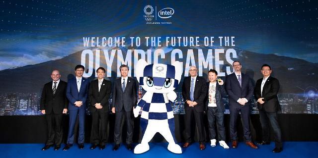 인텔, 첨단 기술로 2020 도쿄올림픽 IT 혁신 주도
