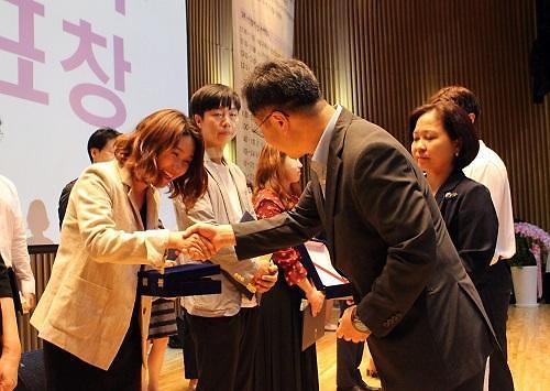 한독 '기억다방' 캠페인, 보건복지부장관 표창 수상