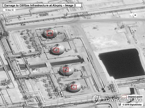 """价值1800万韩元的10辆无人机席卷了原油市场……动摇世界经济的""""无人机风险"""""""