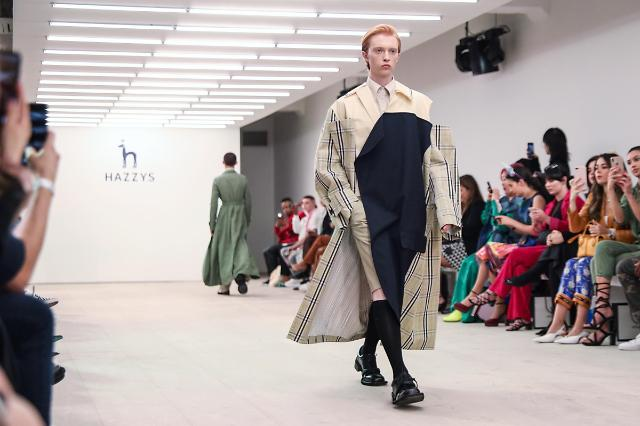 LF 헤지스, 中 패션기업 빠오시냐오와 런던 패션위크 데뷔