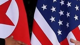 """트럼프 """"김정은과 관계 좋아...평양 회담은 준비 안돼"""""""