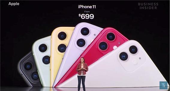 국내 아이폰11 가격, 미중일보다 비싸…차별 논란