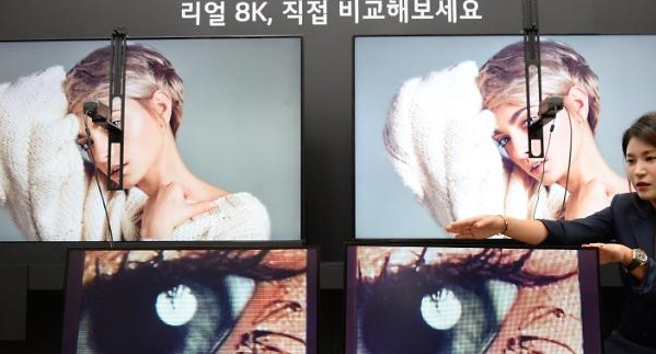 LG, 삼성TV 분해하고선 하는 말이…<O>진정한 8K 아냐</O>