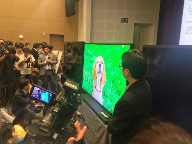 8K 전쟁 첫날 화질 저격한 LG에 재생불가 영상으로 망신 준 삼성