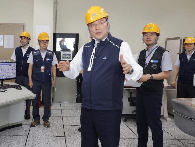 인천공항공사 구본환 사장,  공항 주요 시설 안전점검 직접 챙긴다
