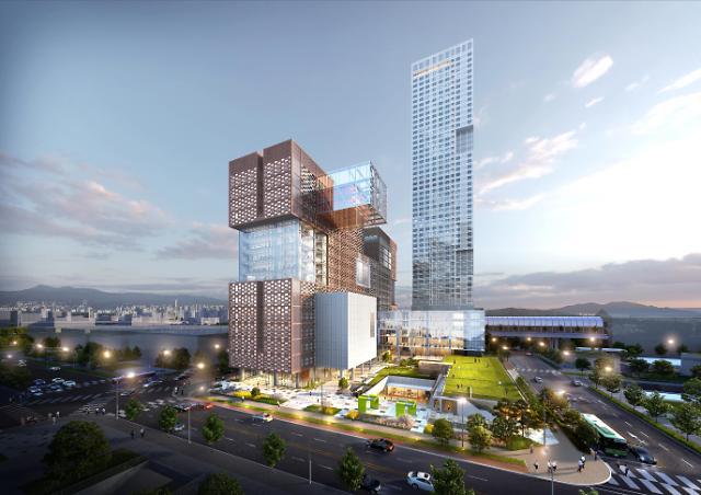 창동역에 49층 규모 창업·문화산업단지…2023년 5월 준공