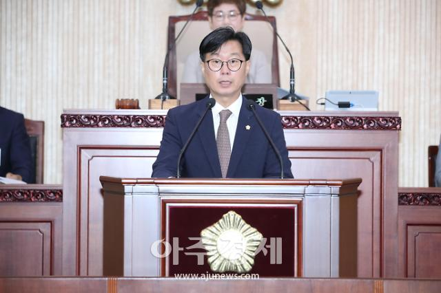고양시의회, 제234회 임시회'5분 자유발언'