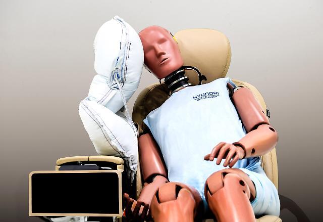 现代起亚将推驾驶座侧安全气囊