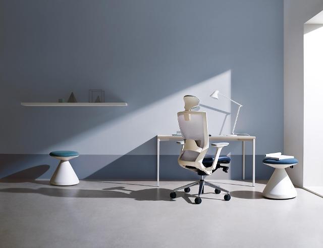시디즈 사무용 의자 'T50', 전세계서 190만개 팔렸다