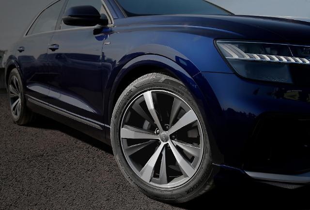 한국타이어, '더 뉴 아우디 Q8'에 신차용 타이어 공급