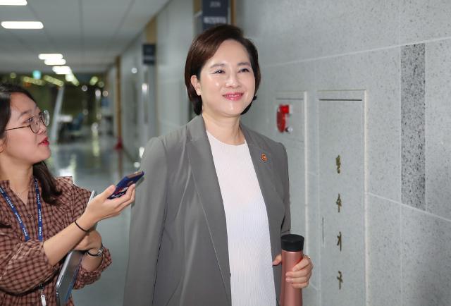 유은혜·김현미, 총선 불출마설에 발끈…제 의사 확인 안했다