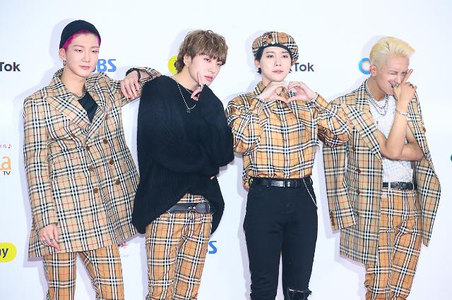 Hip-hop band WINNER to hold concert with live band in October