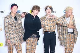 .Hip-hop band WINNER to hold concert with live band in October.