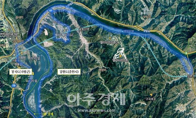 경기도, 자라섬·남이섬·강촌 일대 '광역적 관광특구 지정' 추진