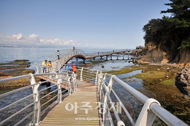 경북도, 가을 해파랑길 걷기 프로그램 운영