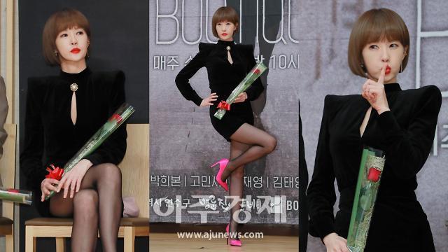 [슬라이드 화보] 김선아, 품격이 다른 섹시 카리스마 (SBS 시크릿 부티크)