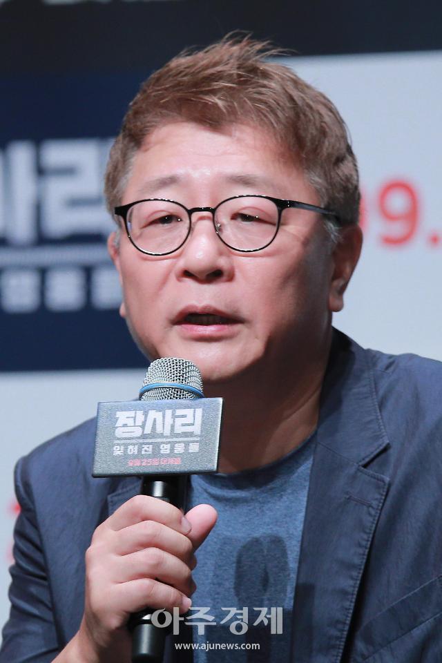 """곽경택 감독 """"장사리, 반공 아닌 반전 메시지 담았다"""""""