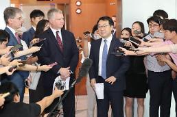 .韩美对朝代表本周在美举行会晤.
