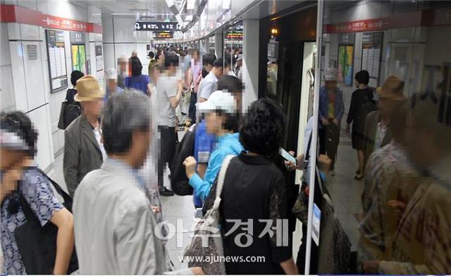 부산도시철도, 환승역 혼잡시간대 도착‧정차시각 조정