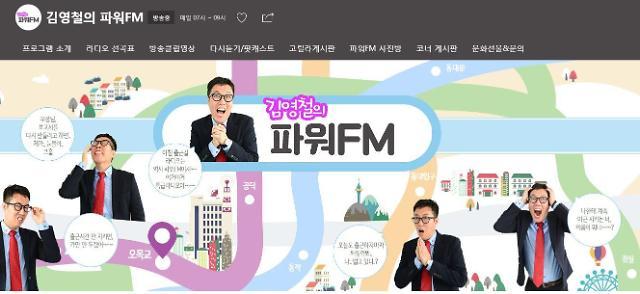 김영철의 파워FM 왜 화제? 미션퀴즈 정답은? #손오공