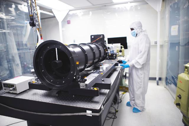 천문연-NASA 공동개발 태양 코로나그래프 핵심기술 검증 성공