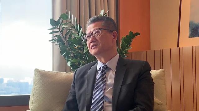 홍콩 재정국장 3분기 마이너스 성장 우려…경제회복 시간 걸려