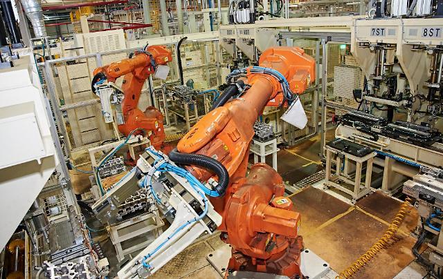 [르포] 쌍용차, 브랜드 핵심 경쟁력 '창원 엔진 공장'을 가다