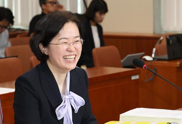 포스트 김상조 조성욱 공정위원장도 가맹 갑을로 데뷔한다