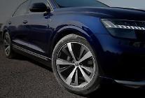 ハンコックタイヤ、「ザ・ニューアウディQ8」に新車用タイヤの供給