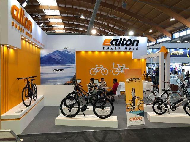 알톤스포츠, 독일 유로바이크 2019서 주요 전기자전거 선봬