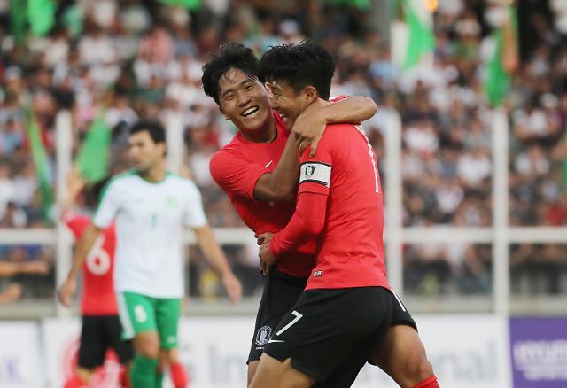 한국 축구, FIFA 세계랭킹 37위 유지…이란 23위‧일본 31위 이어 '亞 세 번째'