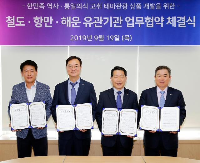 IPA, SR 포함 4개 기관 공동 통일의식 고취 테마관광상품 개발 주력