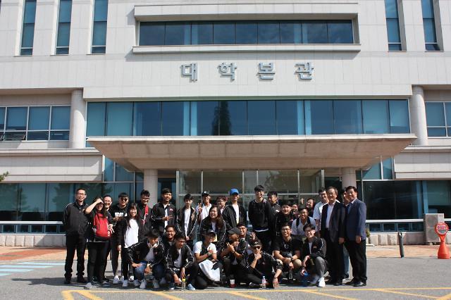 한국폴리텍대학 인천캠퍼스 Singapore ITE College Study Tour 개최