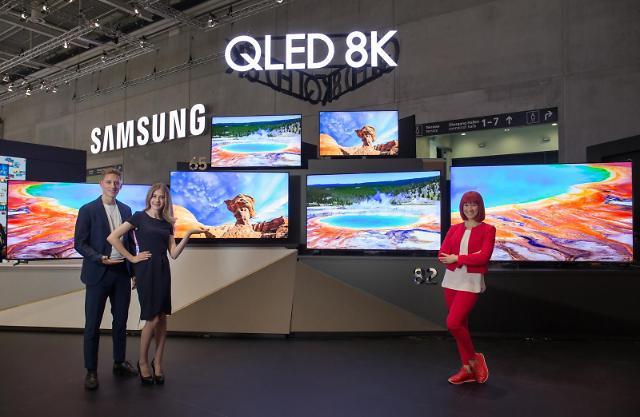 LG전자, 삼성 QLED 허위과장 광고로 신고···3차 공세